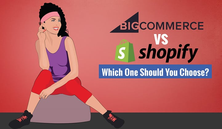 Bigcommerce and Shopify comparison