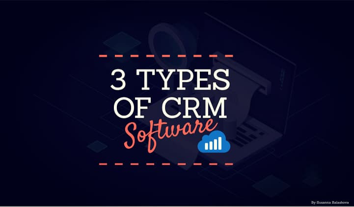 3 Different Types of Software