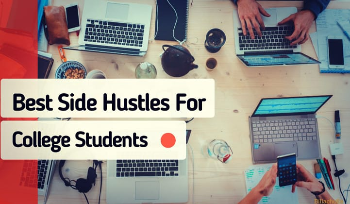 High Paying Side Hustles for Collège Students
